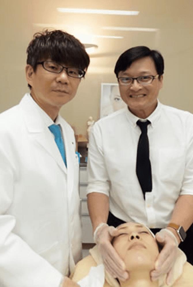Peter Huang, M.D.治療イメージ1