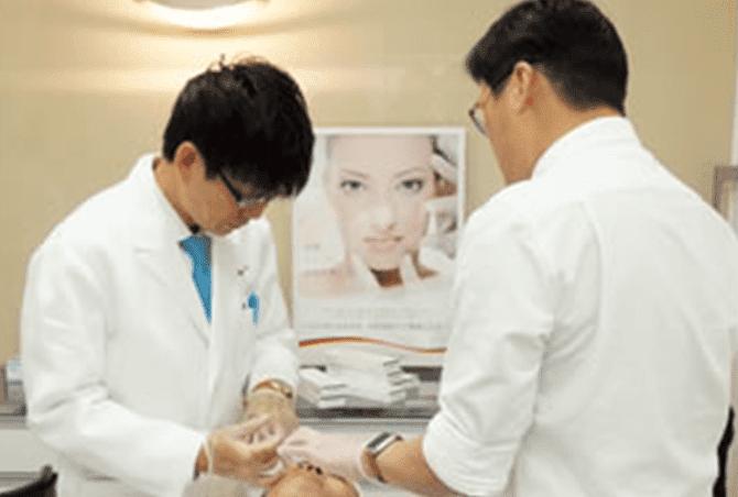 Peter Huang, M.D.治療イメージ2