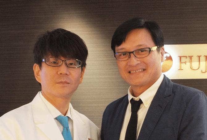 Peter Huang, M.D.治療イメージ5