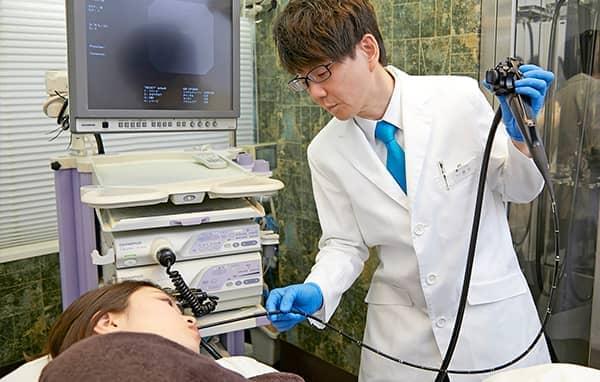 消化器科・内科(内視鏡検査)スペースの画像2