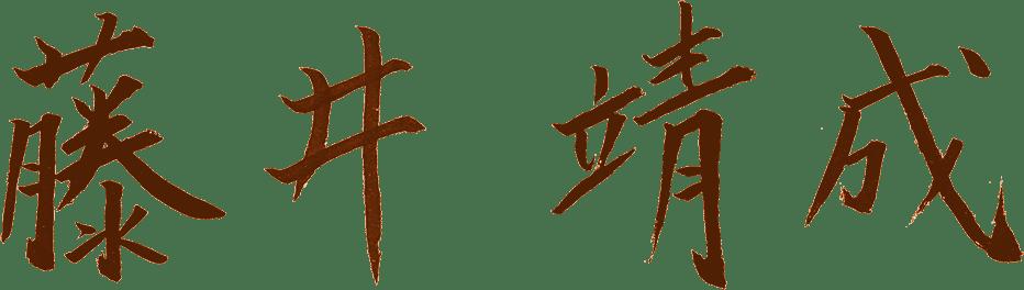 藤井 靖成